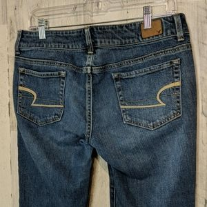 American Eagle Outfitters Jeans - AMERICAN EAGLE Artist Stretch Skinny Jeans Size 8